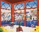 Living Rouge 2001 Limited Edition Print - Fanch Ledan