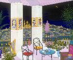 Interior With Buddha 2002 Limited Edition Print - Fanch Ledan