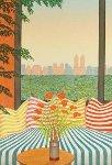 Striped Divan 1999 Limited Edition Print - Fanch Ledan