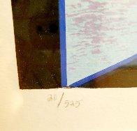 Window on Lagoon  Limited Edition Print by Fanch Ledan - 2
