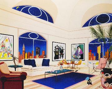 New York Nights 1992 Limited Edition Print by Fanch Ledan