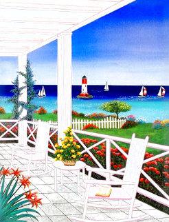 Cape Cod Lighthouse 2002 Limited Edition Print - Fanch Ledan
