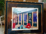 Interior With Abstract 2002 Limited Edition Print by Fanch Ledan - 1