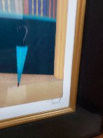 Interior With Abstract 2002 Limited Edition Print by Fanch Ledan - 2