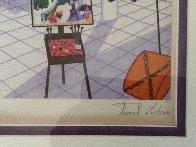 Untitled Print AP 1999 Limited Edition Print by Fanch Ledan - 4