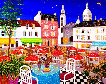 Afterhours in Paris 1999 Limited Edition Print - Fanch Ledan
