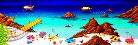 Malaga Beach 2002 Limited Edition Print by Fanch Ledan - 0