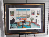 Art Objects Limited Edition Print by Fanch Ledan - 1