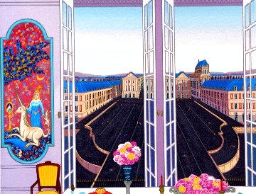 Le Chateau de Versailles 2000 Limited Edition Print - Fanch Ledan
