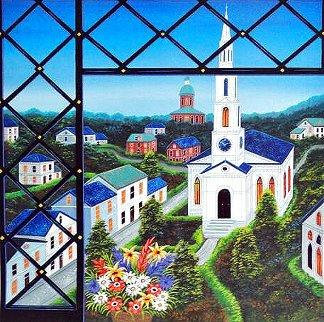 Virginia Village 2002 Limited Edition Print - Fanch Ledan