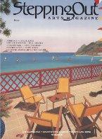 St. Barts 1989 20x26 Caribbean Original Painting by Fanch Ledan - 3