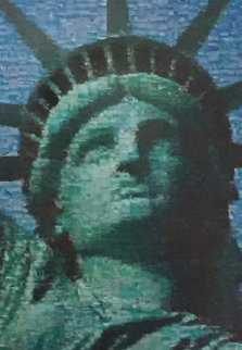 Face of Liberty 2005 Limited Edition Print by Neil J. Farkas