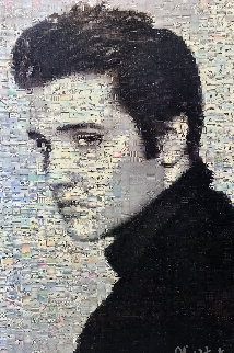 Elvis AP 1998 Limited Edition Print - Neil J. Farkas