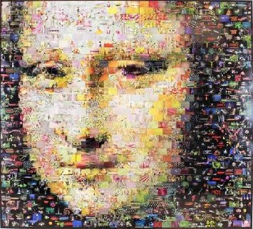 Mona Lisa 2005 Limited Edition Print by Neil J. Farkas