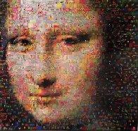 Mona Lisa 2005 Limited Edition Print by Neil J. Farkas - 0