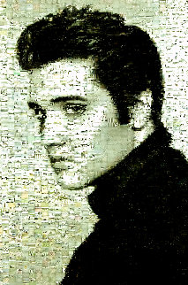 Elvis 2005 Limited Edition Print - Neil J. Farkas