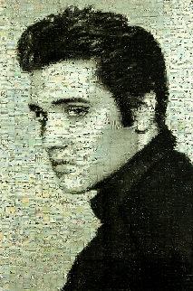 Elvis 2005 Limited Edition Print by Neil J. Farkas