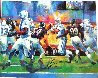 Victory At Miami 2007 Limited Edition Print by Malcolm Farley  - 1