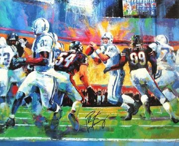 Victory At Miami 2007 Limited Edition Print by Malcolm Farley