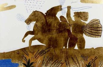 Phaethon's Myth Limited Edition Print - Alexandre Fassianos