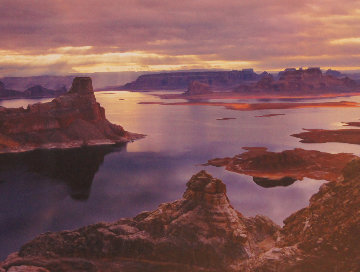 Tranquility Bay 1996 Panorama by Michael Fatali