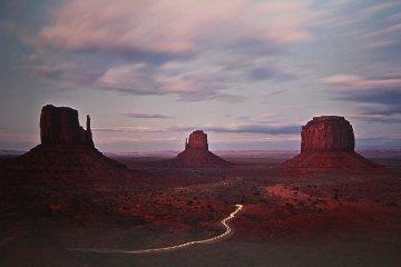 Twilight Traffic 1992 Panorama - Michael Fatali