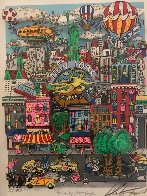 Totally New York 3-D Limited Edition Print by Charles Fazzino - 1