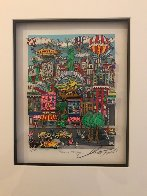 Totally New York 3-D Limited Edition Print by Charles Fazzino - 2