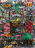 Totally New York 3-D Limited Edition Print by Charles Fazzino - 0