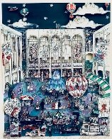 Evening At the Met 3-D Limited Edition Print by Charles Fazzino - 1