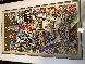 Disney on Broadway 3-D 1998  Limited Edition Print by Charles Fazzino - 5