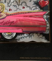Forever Marilyn AP 3-D Limited Edition Print by Charles Fazzino - 4