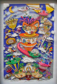 Jetson's 3-D 1993 Limited Edition Print - Charles Fazzino