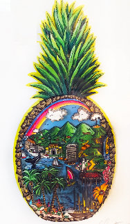 I Dream of Hawaii 3-D 1995 Limited Edition Print - Charles Fazzino