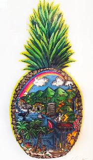 I Dream of Hawaii 3-D 1995 Limited Edition Print - Charles Fazzino