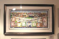 In a Yankee State of Mind 3-D 2005  Limited Edition Print by Charles Fazzino - 3