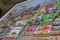 I'll Take Manhattan 3-D Limited Edition Print by Charles Fazzino - 4