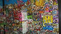 Mangia Mullberry Street 3-D Limited Edition Print by Charles Fazzino - 4