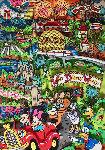 Disneyworld, Florida 3-D 1998 Limited Edition Print - Charles Fazzino