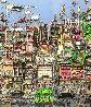 I'll Take Manhattan 3-D 1991 Limited Edition Print by Charles Fazzino - 0