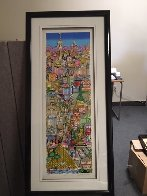 Vegas Vacation 3-D 2003 Limited Edition Print by Charles Fazzino - 2
