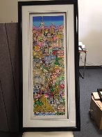 Vegas Vacation 3-D 2003 Limited Edition Print by Charles Fazzino - 4