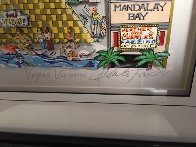 Vegas Vacation 3-D 2003 Limited Edition Print by Charles Fazzino - 3