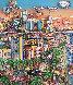 Bienvenidos a Miami 2002 Limited Edition Print by Charles Fazzino - 0