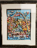 Meet Me in St. Louis 3-D original 1996 Original Painting by Charles Fazzino - 2
