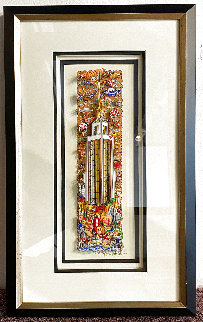 Above New York 2001 Limited Edition Print by Charles Fazzino