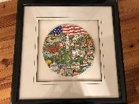 Our Salute to Washington 3-D Limited Edition Print by Charles Fazzino - 1