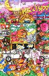 Anaheim 1998 3-D Limited Edition Print - Charles Fazzino