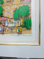 Wedding in Jerusalem 3-D 1994 Limited Edition Print by Charles Fazzino - 3