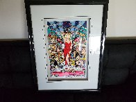 Forever Marilyn 3-D 1998  Limited Edition Print by Charles Fazzino - 1